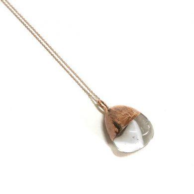 Marit Hamer Jewellery Clear Quartz