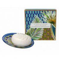 fragonard-santal-cardamon-soap-and-dish-set