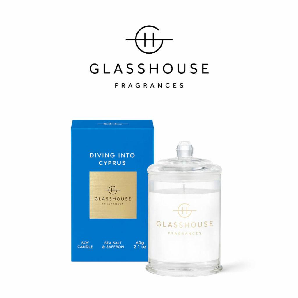Glasshouse Fragrances Logo